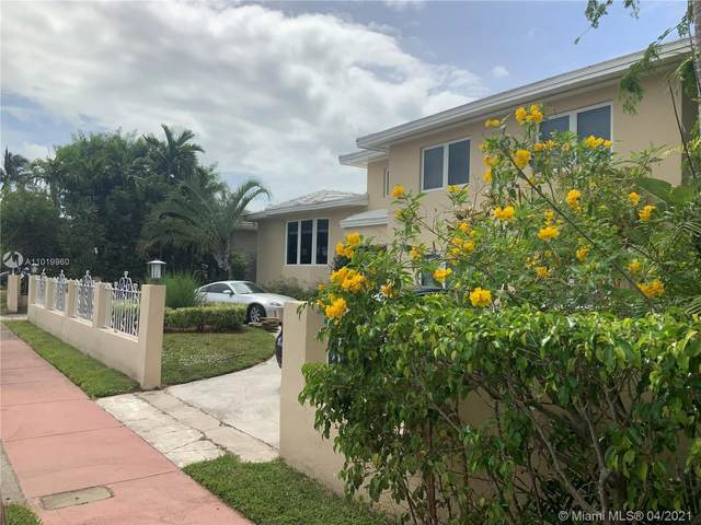 4544 N Jefferson Ave, Miami Beach, FL 33140 (MLS #A11019960) :: The Jack Coden Group