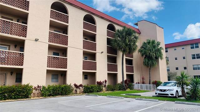 3251 Holiday Springs Blvd #303, Margate, FL 33063 (MLS #A11020182) :: Re/Max PowerPro Realty
