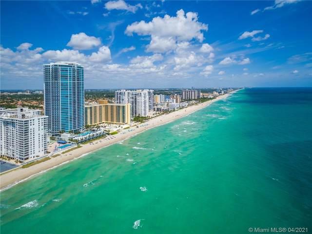 2711 S Ocean Dr #2104, Hollywood, FL 33019 (MLS #A11020216) :: GK Realty Group LLC