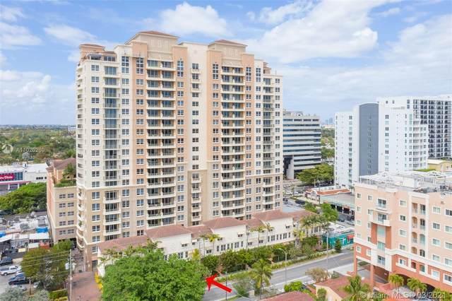 3232 Coral Way #115, Coral Gables, FL 33145 (MLS #A11020260) :: Compass FL LLC