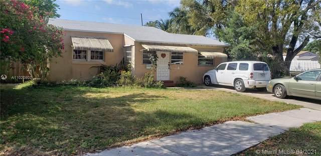 1836 Scott St, Hollywood, FL 33020 (MLS #A11020803) :: The Paiz Group