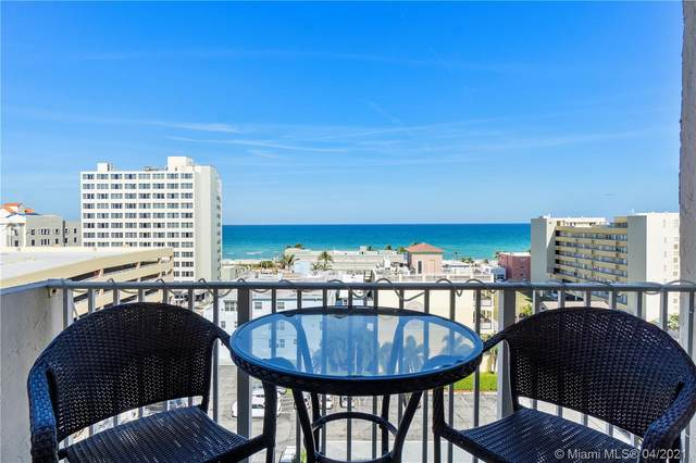 211 S Ocean Dr #902, Hollywood, FL 33019 (MLS #A11021019) :: ONE   Sotheby's International Realty