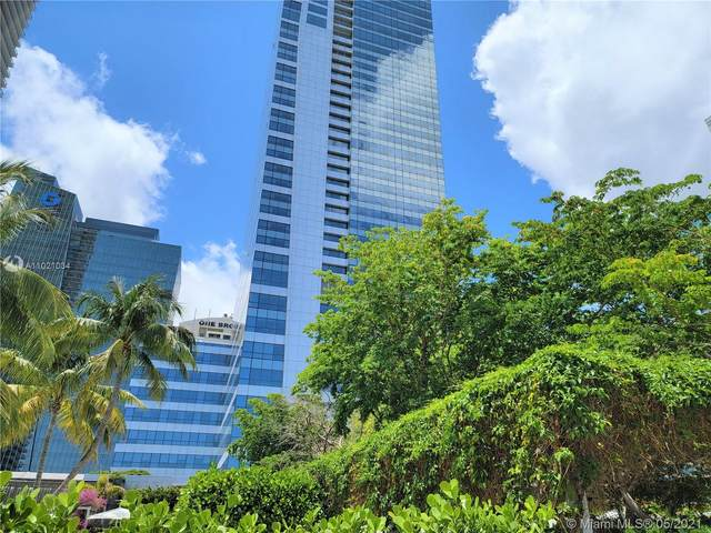 1435 Brickell Av #3308, Miami, FL 33131 (MLS #A11021034) :: Compass FL LLC