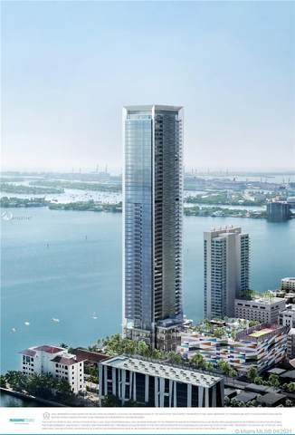 700 NE 26 Terrace #1806, Miami, FL 33137 (MLS #A11021147) :: Onepath Realty - The Luis Andrew Group