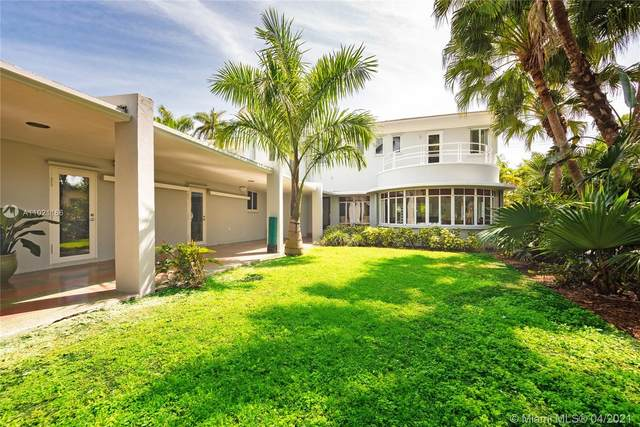 2437 N Meridian Ave, Miami Beach, FL 33140 (MLS #A11021166) :: The Jack Coden Group