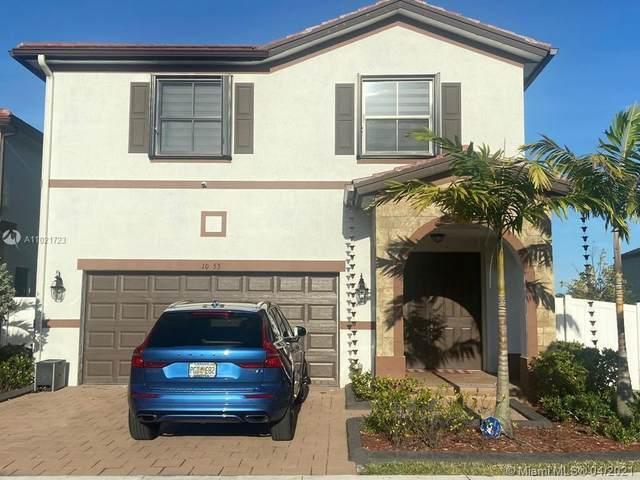 10553 W 35th Way, Hialeah, FL 33018 (MLS #A11021723) :: The Jack Coden Group