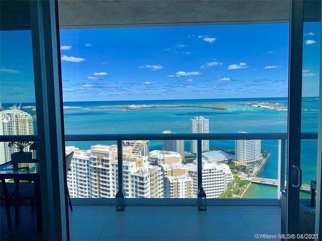 465 Brickell Ave #4503, Miami, FL 33131 (MLS #A11021795) :: The Riley Smith Group