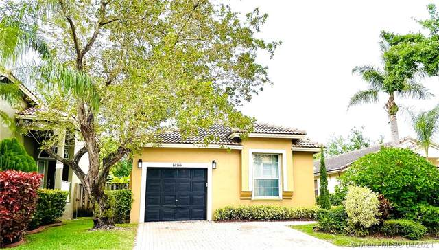16409 Sapphire St, Weston, FL 33331 (MLS #A11021992) :: The Jack Coden Group