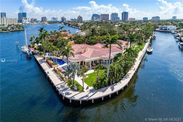 2300 Aqua Vista Blvd, Fort Lauderdale, FL 33301 (MLS #A11022190) :: The Riley Smith Group