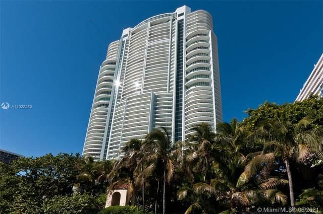 1643 Brickell Ave Ph4702, Miami, FL 33129 (#A11022283) :: Posh Properties
