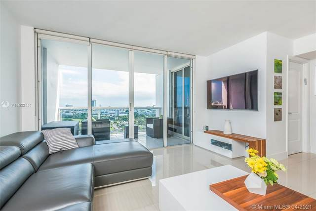 1900 Sunset Harbour Dr #2407, Miami Beach, FL 33139 (MLS #A11022441) :: The Riley Smith Group