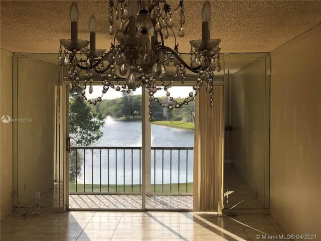 411 S Hollybrook Dr #308, Pembroke Pines, FL 33025 (MLS #A11022779) :: Dalton Wade Real Estate Group