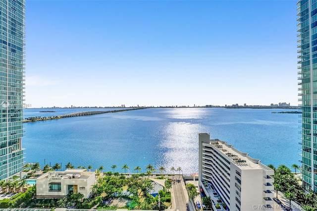 480 NE 31st St #1701, Miami, FL 33137 (MLS #A11022861) :: The Howland Group