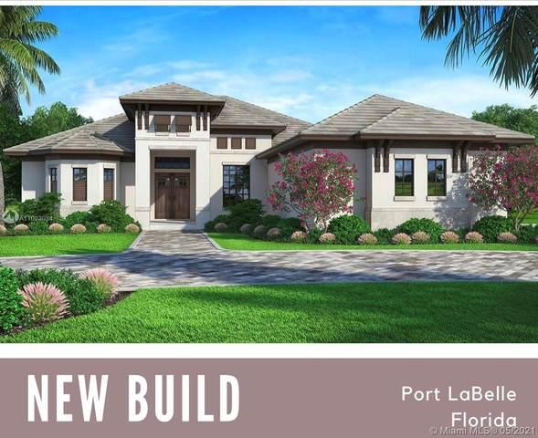 3018 N Balsam Circle, La Belle, FL 33935 (MLS #A11023034) :: Prestige Realty Group