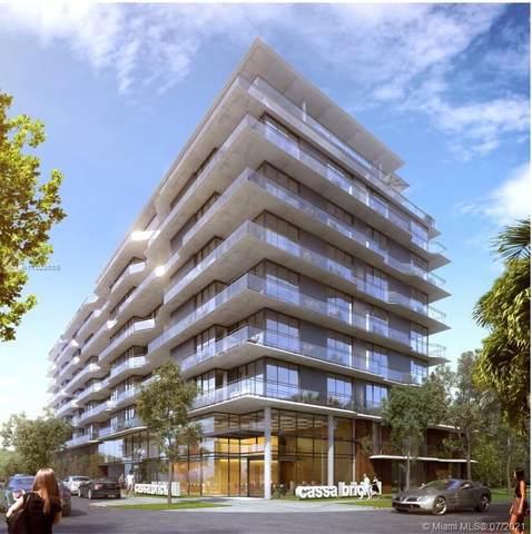 201 SW 17th Rd #612, Miami, FL 33129 (MLS #A11023055) :: Carole Smith Real Estate Team