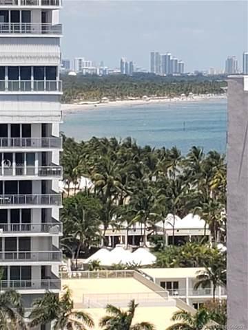 1121 Crandon Blvd F1104, Key Biscayne, FL 33149 (MLS #A11023090) :: The Riley Smith Group