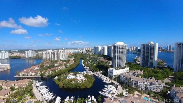 2000 Island Blvd #2905, Aventura, FL 33160 (MLS #A11023351) :: The Rose Harris Group