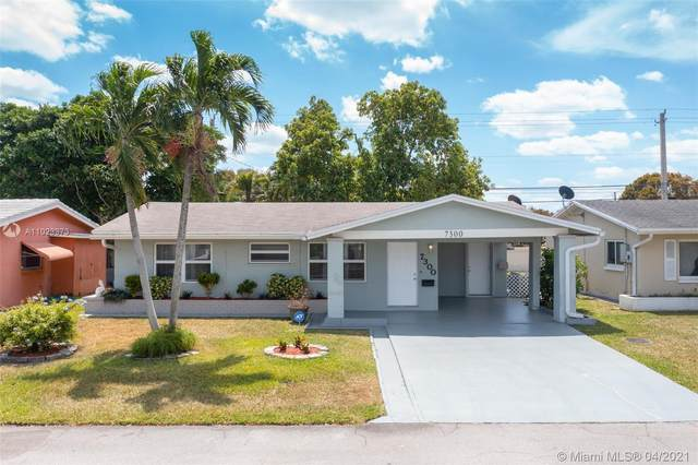 7300 NW 57th Ct, Tamarac, FL 33321 (MLS #A11023373) :: Re/Max PowerPro Realty