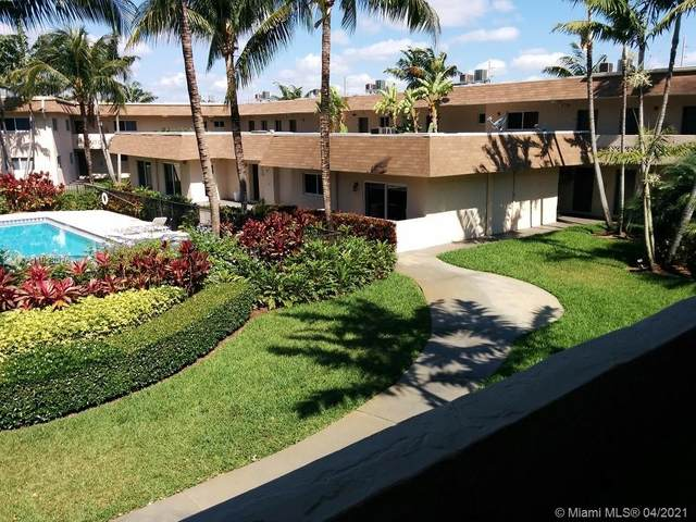 14500 SW 88th Ave #224, Palmetto Bay, FL 33176 (MLS #A11023376) :: Carlos + Ellen