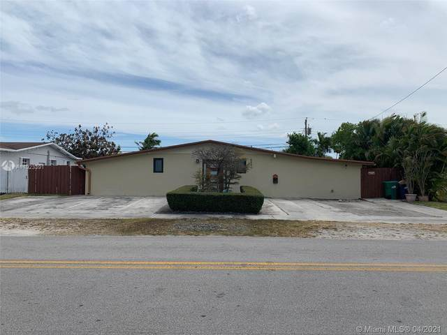 8840 SW 50th Ter, Miami, FL 33165 (MLS #A11023391) :: The Riley Smith Group