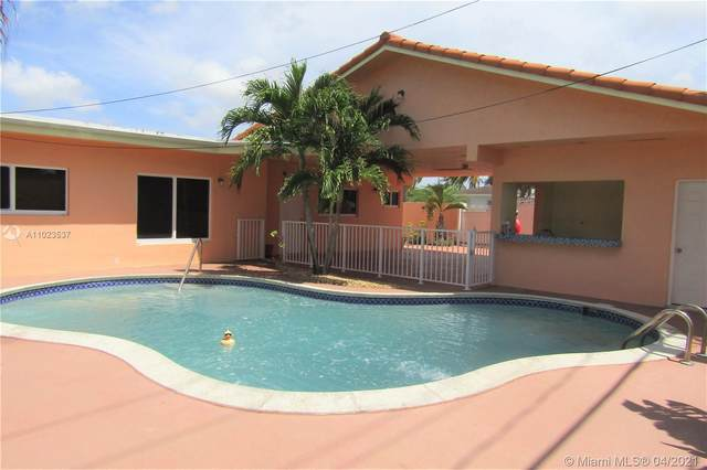 696 E 50th St, Hialeah, FL 33013 (MLS #A11023537) :: The Riley Smith Group