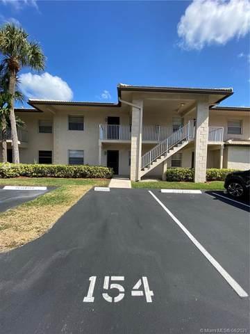 5530 Lakeside Dr #105, Margate, FL 33063 (MLS #A11023572) :: Berkshire Hathaway HomeServices EWM Realty