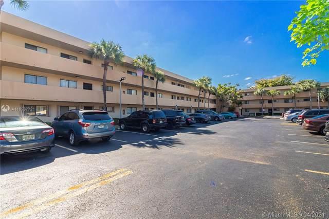 8415 SW 107th Ave 334W, Miami, FL 33173 (MLS #A11023772) :: The Riley Smith Group