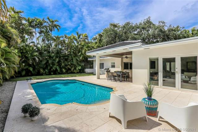 5701 Michelangelo St, Coral Gables, FL 33146 (MLS #A11024056) :: Equity Realty