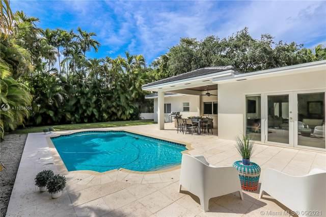5701 Michelangelo St, Coral Gables, FL 33146 (MLS #A11024056) :: Carole Smith Real Estate Team