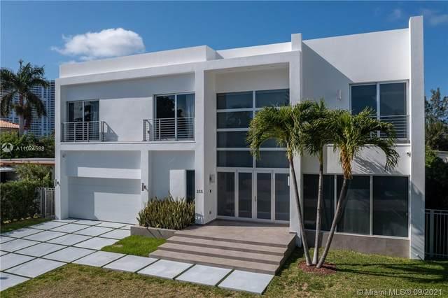 255 189th Ter, Sunny Isles Beach, FL 33160 (MLS #A11024598) :: Douglas Elliman