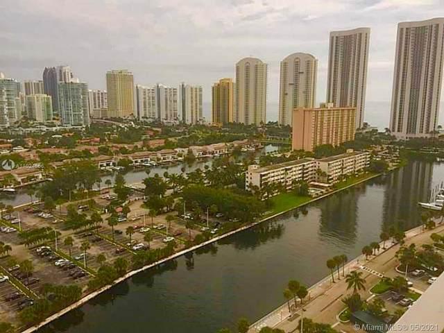 500 Bayview Dr #2117, Sunny Isles Beach, FL 33160 (MLS #A11024656) :: Compass FL LLC