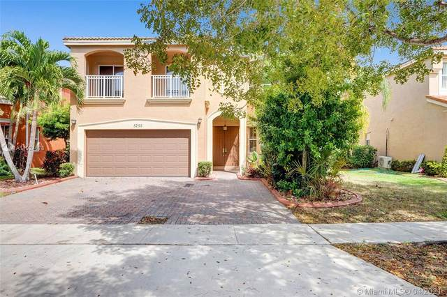 5255 SW 159th Ave, Miramar, FL 33027 (MLS #A11024678) :: The Riley Smith Group