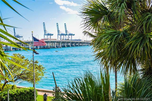 650 West Ave #302, Miami Beach, FL 33139 (MLS #A11024923) :: The Teri Arbogast Team at Keller Williams Partners SW
