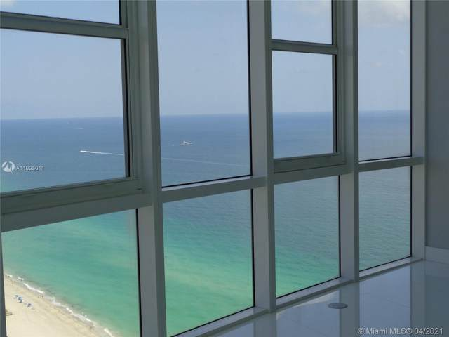 18201 Collins Ave #4501, Sunny Isles Beach, FL 33160 (MLS #A11025011) :: GK Realty Group LLC