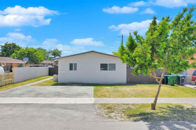 11270 SW 5th St, Sweetwater, FL 33174 (MLS #A11025029) :: The Teri Arbogast Team at Keller Williams Partners SW