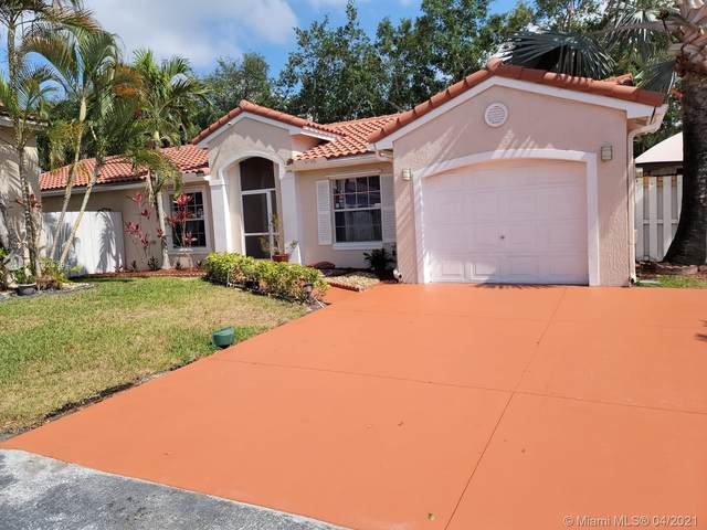6100 NW 43rd Ave, Coconut Creek, FL 33073 (MLS #A11025364) :: The Paiz Group
