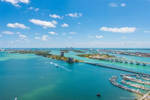 1900 N Bayshore Dr #4301, Miami, FL 33132 (MLS #A11025792) :: Equity Advisor Team