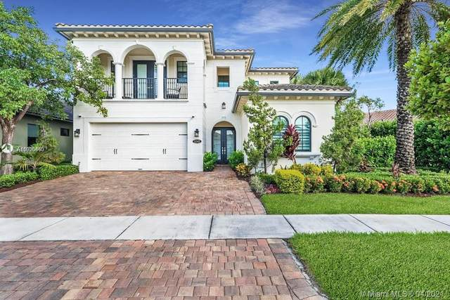 11345 SW 12th St, Pembroke Pines, FL 33025 (MLS #A11025860) :: Prestige Realty Group