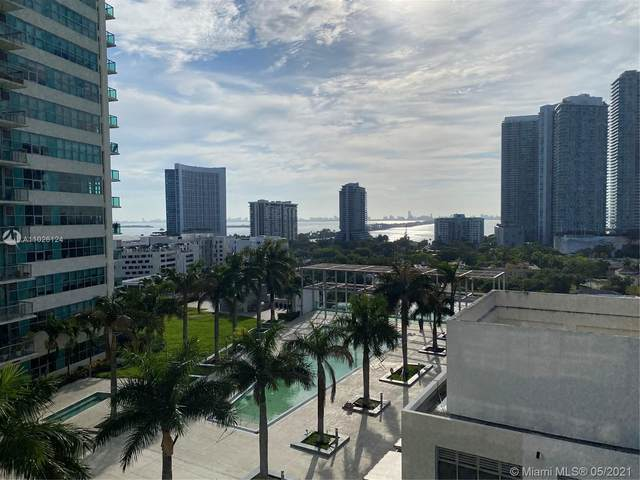 3301 NE 1st Ave H1102, Miami, FL 33137 (MLS #A11026124) :: The Teri Arbogast Team at Keller Williams Partners SW