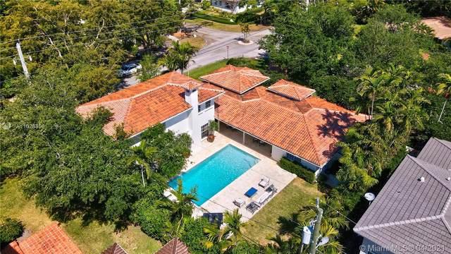 550 San Servando Ave, Coral Gables, FL 33143 (MLS #A11026359) :: Carole Smith Real Estate Team
