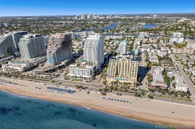 551 N Fort Lauderdale Beach Blvd H902, Fort Lauderdale, FL 33304 (MLS #A11026411) :: The Riley Smith Group