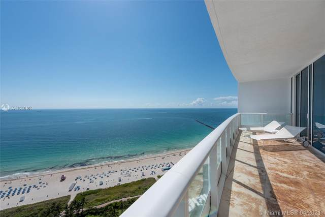 100 S Pointe Dr #3006, Miami Beach, FL 33139 (MLS #A11026461) :: The Riley Smith Group