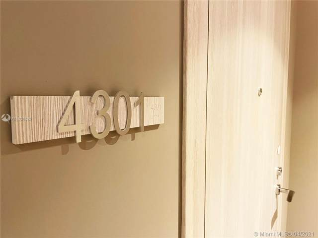 1000 Brickell Plz #4301, Miami, FL 33131 (MLS #A11026625) :: ONE | Sotheby's International Realty