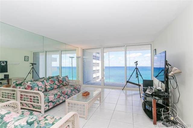 2030 S Ocean Dr #2016, Hallandale Beach, FL 33009 (MLS #A11026657) :: ONE | Sotheby's International Realty