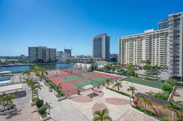 1865 S Ocean Dr 6L, Hallandale Beach, FL 33009 (MLS #A11026768) :: Compass FL LLC