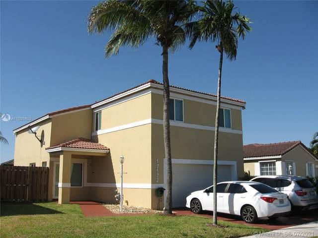 17172 SW 139th Pl, Miami, FL 33177 (MLS #A11026835) :: Prestige Realty Group