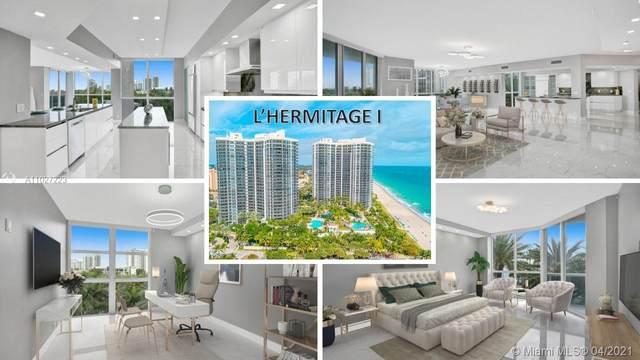 3100 N Ocean Blvd #510, Fort Lauderdale, FL 33308 (MLS #A11027223) :: Equity Realty