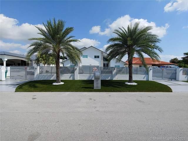 13741 SW 30th St, Miami, FL 33175 (MLS #A11027317) :: The Paiz Group