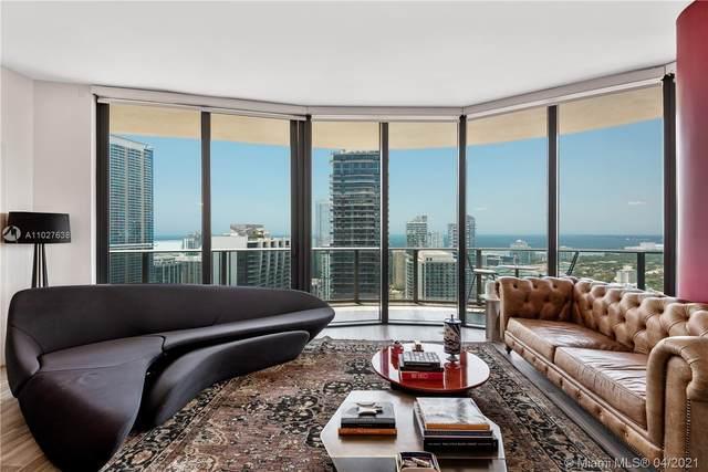 801 S Miami Ave #5001, Miami, FL 33130 (MLS #A11027638) :: Castelli Real Estate Services