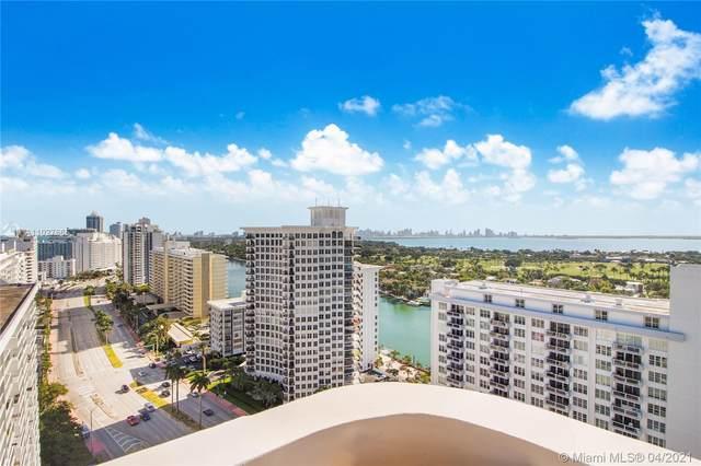 5757 Collins Ave Ph3, Miami Beach, FL 33140 (MLS #A11027665) :: Lucido Global